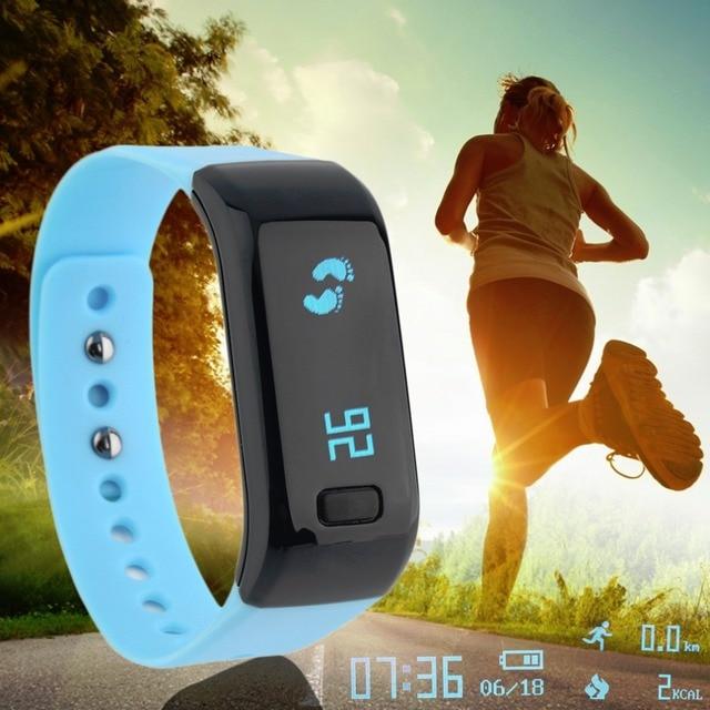 2016 Fashion UP8 Smart Bracelet Fitness Tracker Padometer Sports  Sleep Monitor Bracelet Wristband For IOS Android