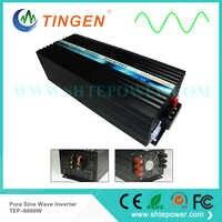 6KW 6000W power inverter AC 110V/120V/220V/230V output pure sine wave TEP-6000W converter DC input 12V/24V/48V