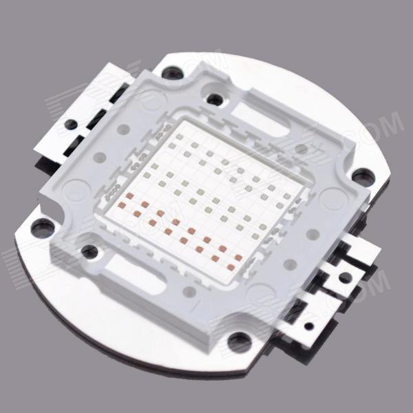 5pcs/lot DIY RGB 50W High Power ntergared LED Chip Beads Module Emitter Diode Free Shipping