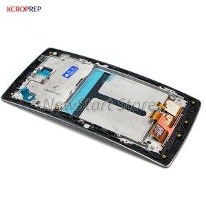 Image 2 - Dành Cho LG G Flex 2 H950 H955 LS996 US995 Màn Hình Hiển Thị LCD Bộ Số Hóa Cảm Ứng Không Khung Cho LG G flex2 Màn Hình Lcd Linh Kiện Thay Thế