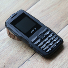 Unlock 2G Rugged Feature Cellphone Dual Sim Whatsapp Bluetooth Camera Torch 3.5jack FM Russian Keybo