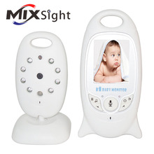 ZK20 Wireless 2 inch Video Baby Monitor Camera Security Camera 2 Way Talk Night Vision IR LED Temperature Monitoring