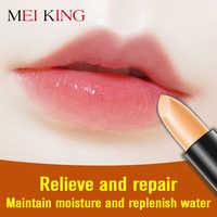 MEIKING lip balm reparatur Anlage Feuchtigkeits Nahrhafte Lippen Pflege Make-Up Lippenstift Lang Anhaltende Feuchtigkeit Anti Aging Make-Up Lip Pflege