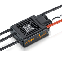 Drone Parts Hobbywing Lotte Series 50A Brushless ESC Belt Speed Controller