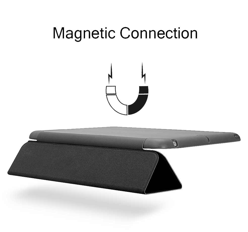 SUREHIN 素敵なケース ipad の空気 10.5 2019 空気 3 革スマートのため iPad プロ 10.5 ケース鉛筆ホルダー磁気