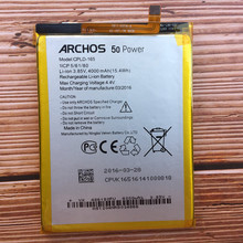 New Battery 4000mAh CPLD-165 For Archos 50 Power Rechargeable Li-ion Built-in Mobile Phone Battery цена и фото