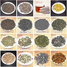 Красный-зеленый-черный-пуэр-фрукты-травяной другой знаменитый пакета(ов) чай, аромат китайский зеленый