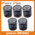 5 X Filtro de Óleo Limpo Para CBR400 NC29 CB400 NC31 NC23 VFR400 87-93 CB500 94-02 CBF500 04-08 CB600 98-02 CBR600 87-00