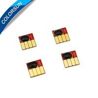 Постоянный чип для hp 952 953 954 955 Автоматическое пополнение чернил чипы для hp OfficeJet Pro 8210 8710 8715 8716 8720 8725 8730 принтер
