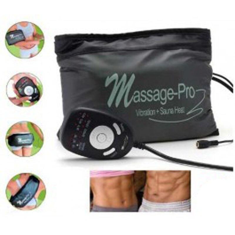 Pro 2 en 1 maison chargeur de voiture minceur chauffage vibrant sauna masseur ceinture orthèse beauté spa GYM abdominale mince shaper massage