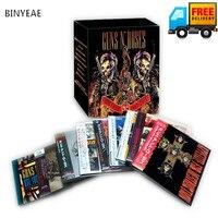 Freies Verschiffen; Guns N 'Roses Guns' Rose Rock Band 9CD Begrenzte Sammleredition Kostenloser versand