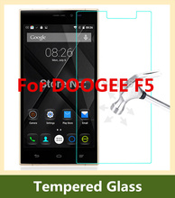 2.5D Arc Edge 0.26mm Front High Clear Explosion-proof LCD Tempered Glass Film For DOOGEE F5 Screen Protector pelicula de vidro