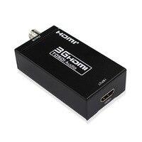 Mini HDMI TO SDI Converter 3G Full HD 1080P HDMI To SDI Adapter Video Converter With