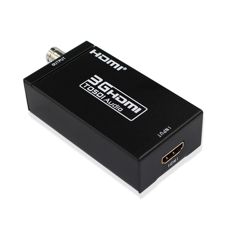 Mini HDMI TO SDI Converter 3G Full HD 1080P HDMI to SDI Adapter Video Converter with Power Adapter for Driving HDMI Monitors favourite торшер favourite kombi 1704 1f