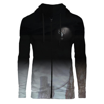 """Game of Thrones"" Zipper Hoodies"