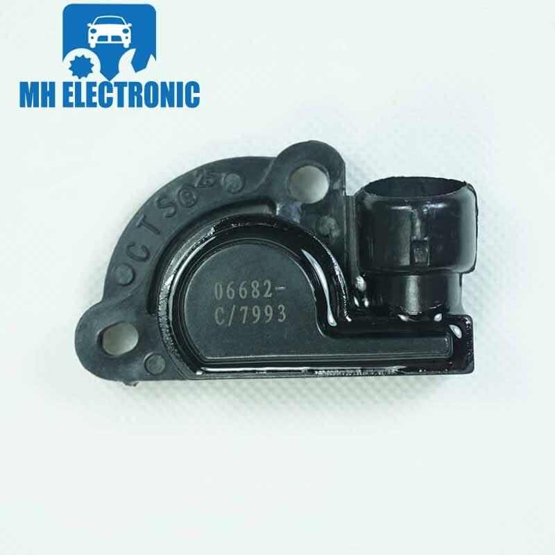 MH ELECTRONIC Throttle Position Sensor For VAUXHALL OPEL