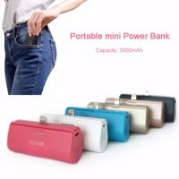 Small Cute Pocket Charger For IPhone 5 5S SE 6 6S 6plus 6Splus 7 7plus Android