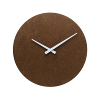 New Arrival WB03 Sweep Modern Decorative Design Fashion MDF Wall Clock Wood MDF DIY Round No Frame 32cm Big DIY Wall clock