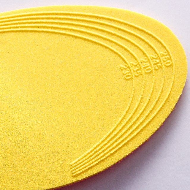 Unisex Best Insoles for Foot Pain with Shock Absorption Pads