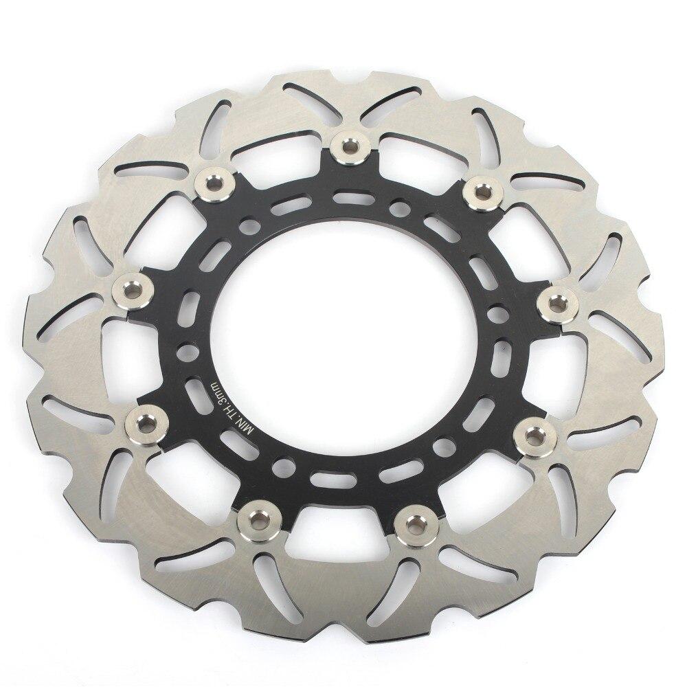 BIKINGBOY 290mm Front Brake Disc Disk for SUZUKI DR650SE  DR 650 SE 96 97 98 99 00 01 02 03 04 05 06 07 08 09 10 11 12 13 14-in Brake Disks from Automobiles & Motorcycles    1