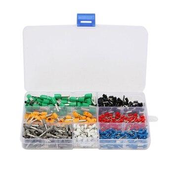 Mejor Precio cable aislado Terminal cable Awg férulas 600 Uds Kit Set