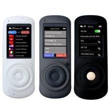 Voice translator 2.4 Inch Screen Smart Translator 82 Multi-language Global Travel