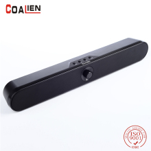 COALIEN Wireless Bluetooth Speaker 16W Portable Handsfree Stereo Surround Subwoofer Speaker for Home Theater PC TV