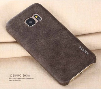 PU Leather Galaxy S7 Case