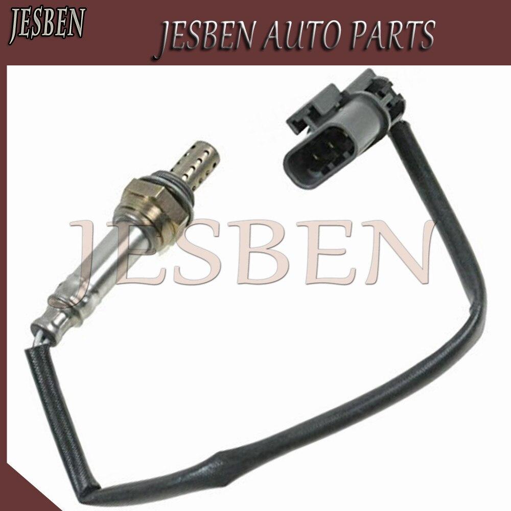 Oxygen Sensor 1Pcs Downstream Left Fits 2000 Nissan Sentra 1.8L