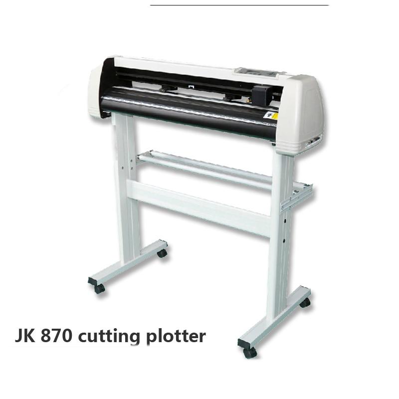 Digital Vinyl Sticker JK870 Cutting embosse for JK870