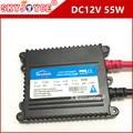 DC12V 55W xenon ballast hid electronic ballast slim ignition block h7 H1 H4 hid ballast 55W xenon headlight Power driver styling