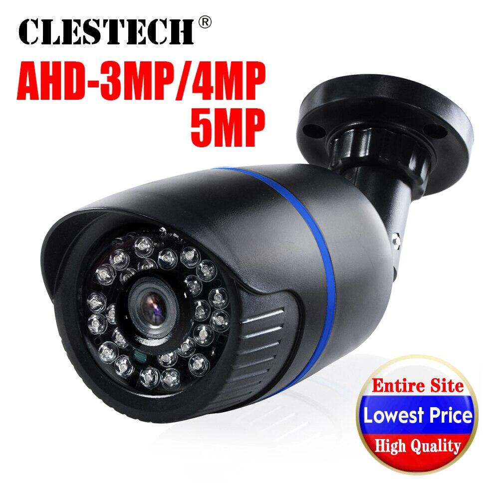 FULL HD 5MP 1080 P SONY IMX326 AHD-H caméra extérieure intérieure de sécurité CCTV caméra de Surveillance vidéo balle étanche IP66