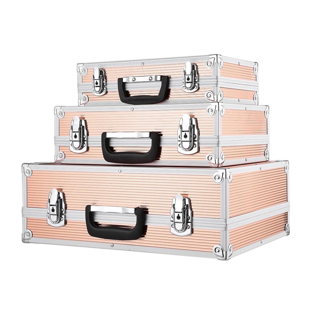 IKayaa US Auf 3 STÜCKE Werkzeugkoffer Tragbare mehrzweck ...