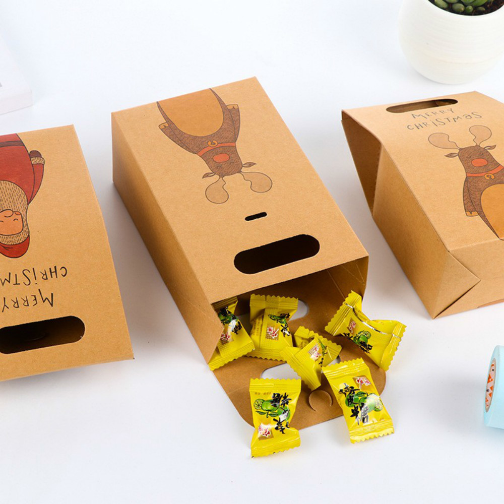 Christmas Crafts With Brown Paper Bags Newchristmas