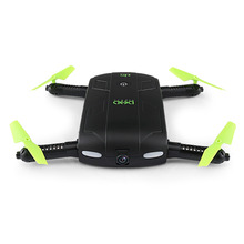 D5 Pocket Wifi FPV 480P Camera Foldable Selfie Drone 6-Axis Gyro Altitude Hold Flight Path RC Quadcopter DHD VS H37 E58 XS809HW