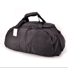 WANU Waterproof Men's Large Capacity  Bags  luggage male Bag Duffel Tote Travel Shoulder Handbag Male Backpack duffle bag school