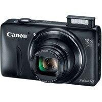 Используется, Canon SX600 HS 16MP цифровая камера, 100% работает хорошо