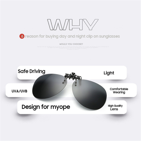 Rimless Round Flip up Clip on Oversized Men Polarized Clip Sunglasses Aviation Polarised Big Driving Prescription Glasses Islamabad