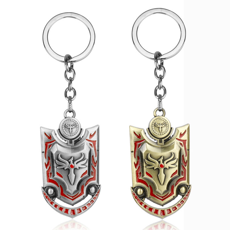 HANCHANG Game The Legend of Zelda Keychain Car Key Chain Chaveiro Jewelry Souvenir Pendant Keyring Christmas Fashion Gift