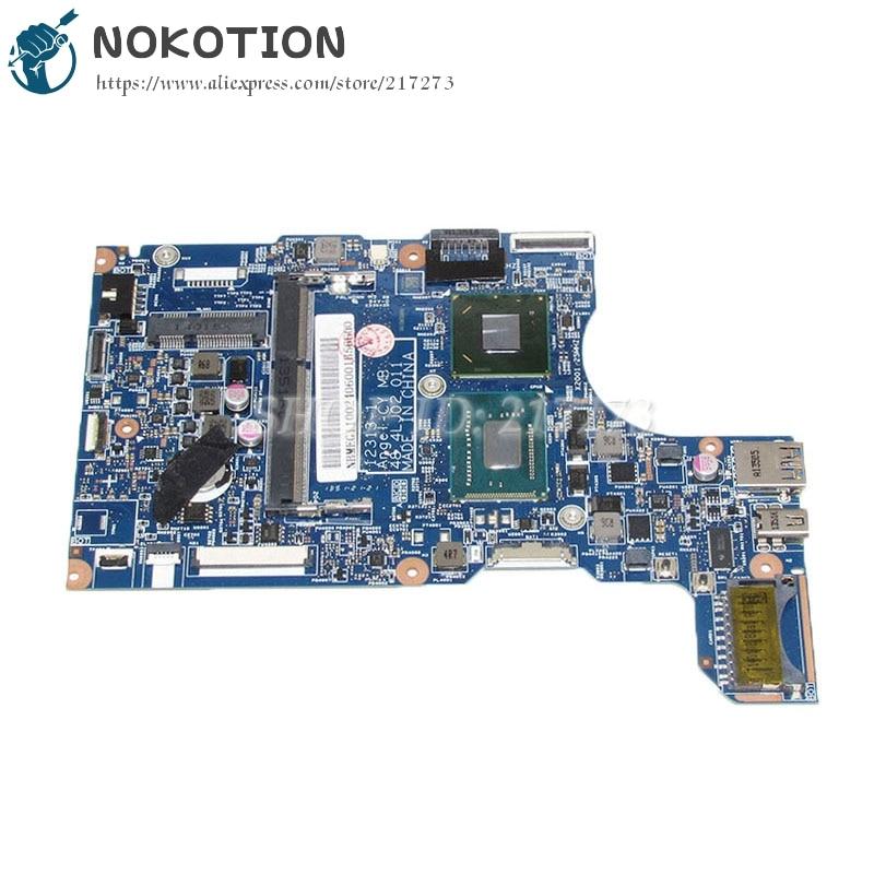 NOKOTION Main Board For Acer aspire V5-132P Laptop Motherboard NBMEG11002 48.4LJ02.011 1019Y CPU DDR3NOKOTION Main Board For Acer aspire V5-132P Laptop Motherboard NBMEG11002 48.4LJ02.011 1019Y CPU DDR3