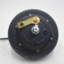 24V 36V 250W electric Scooter motor hub motor 6.5inch minimotors engine for electric scooter/DIY scooter цена в Москве и Питере