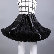 Women Skirt Tutu Underskirt Ruffle Layers Part Dance Petticoat New Arrival