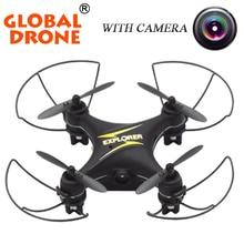 Global GW009C 2.4G Droni Drone Con Cámara Profesional 4 Canales Drone Con Cámara HD Helicóptero Teledirigido de Quadcopter VS CX-10C