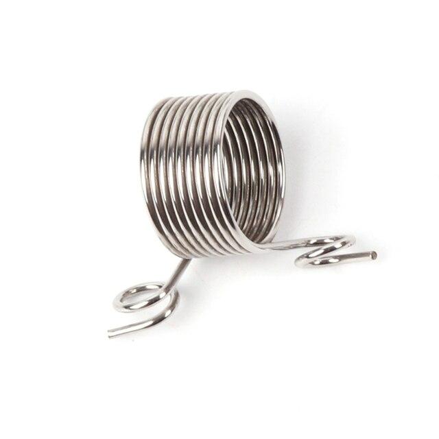 Нержавеющаясталь пряжи нити палец кольцо шерстяная нить наперсток Вязание шить инструмент