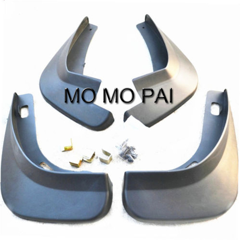 Car styling Splash Guards Mud Guards Mud Flaps fit For 06 13 font b Ford b