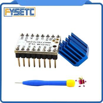 5PCS TMC2100 V1 3 TMC2130 TMC2208 Stepper Motor StepStick Mute Driver  Silent Excellent Stability