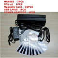 MSR605 Magnetic Strip Card Reader Writer 3-Track Hi-Co with cd sdk and 10pcs test card as gift