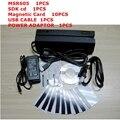 Msr605 leitor de cartão magnético escritor 3-Track Hi Co com sdk e 10 pcs de teste como presente