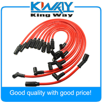 PERFORMANCE SPARK PLUG WIRE SET 10.5mm FIT FOR 1992 1997 CHEVY GM LT1 LT4 5.7L 4.3L
