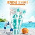 Imágenes de gel de aloe vera crema hidratante humectante suaviza la piel después del sol de reparación acné control de aceite de aloe vera gel de aloe